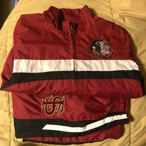 Other - Toddler size 4 boys Seminoles lines sweatsuit